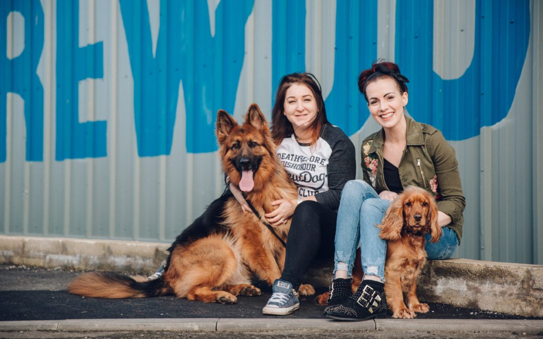 "Brewery Offers Employees ""Pawternity"" Leave For New Dog Owners"