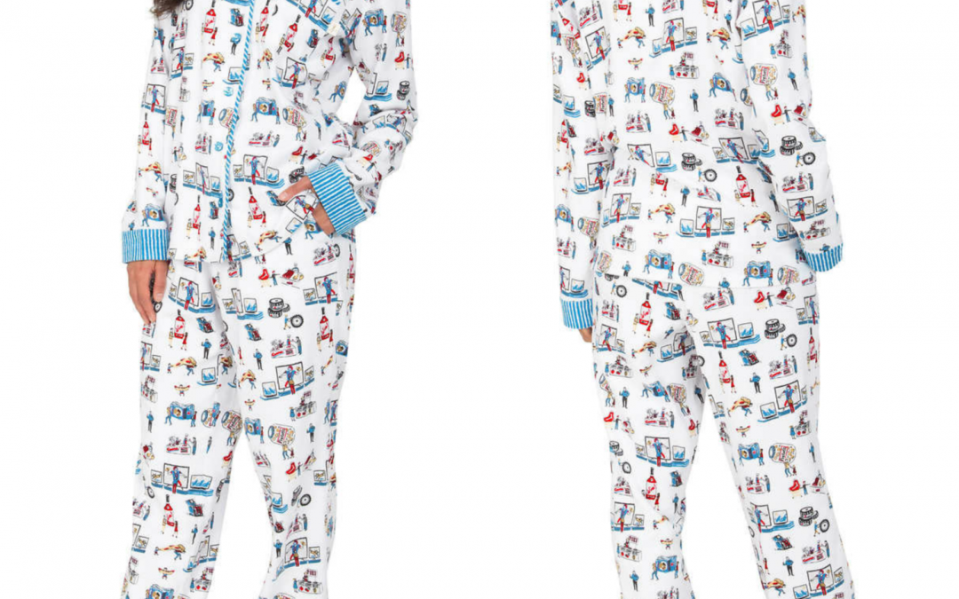 Costco-Themed Pajamas Feature Steak And Meat