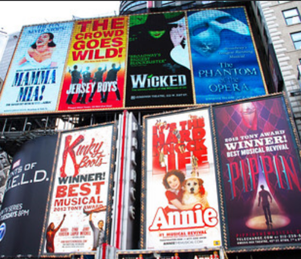 are broadway shows cancelled due to coronavirus
