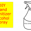 diy hand sanitizer alcohol spray
