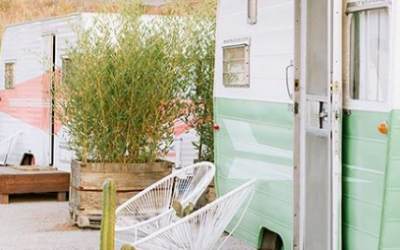 You Can Stay In A Vintage Camper At A Scenic Vineyard
