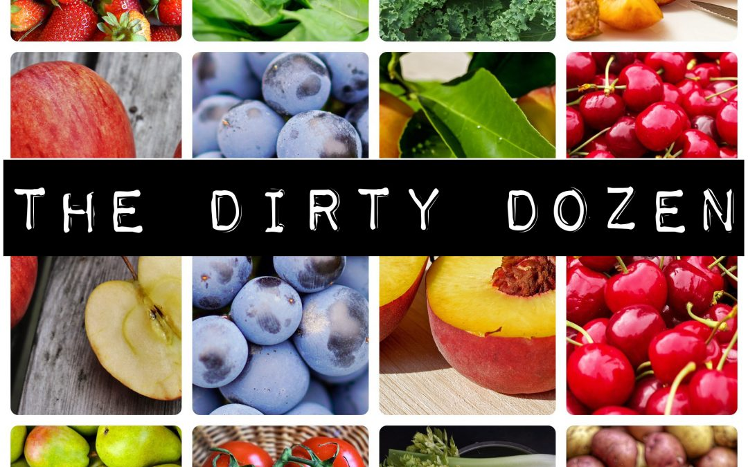 The Dirty Dozen 2020 List Is Out: Here Are The Fruits And Veggies  With The Most Pesticides