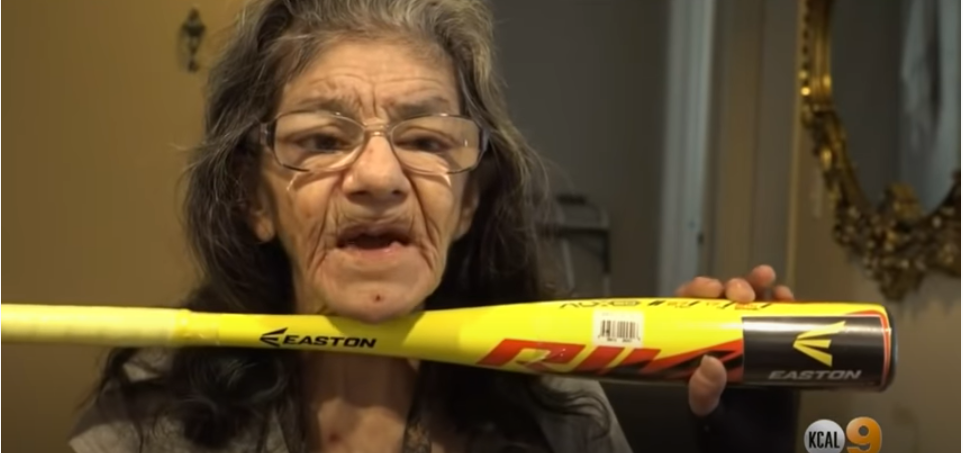 Intruder Breaks into Senior Citizen's Home not Knowing she's a Black Belt in Martial Arts