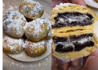 People Are Making Vegan Air-Fried Oreos And They Look Delicious