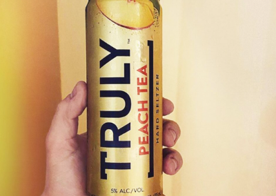 Just Released: Truly Iced Tea Hard Seltzer