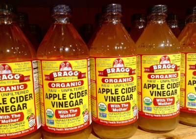 apple cider vinegar vegan recipes